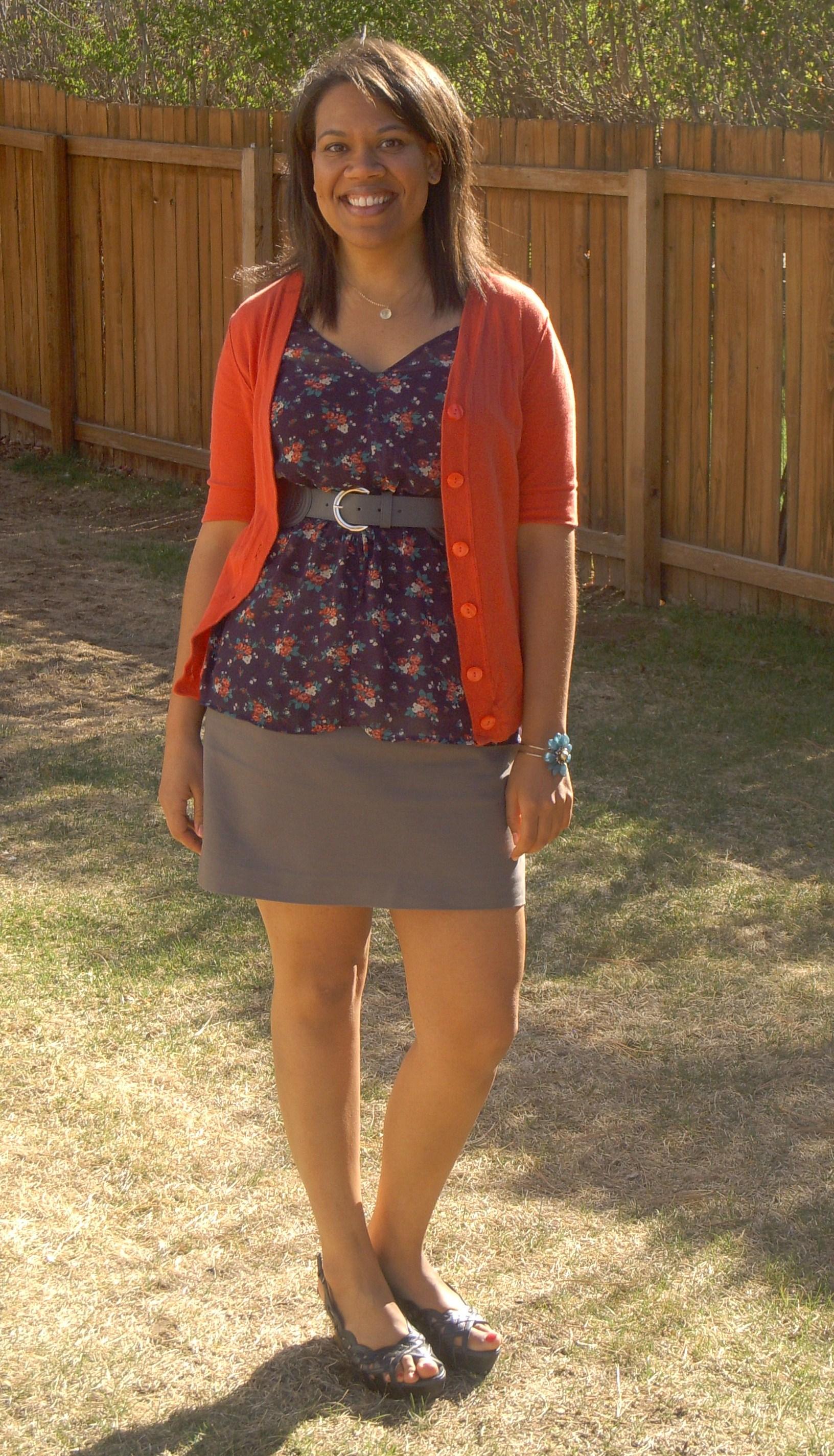 Denise Austin Mini Skirt